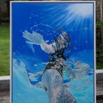 Amy Devlin, Through the Looking Glass Underwater Art for Sale 2