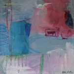 Diane Whalley, Original Painting, Abstract Art, Still Life 2
