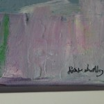 Diane Whalley, Original Painting, Abstract Art, Still Life 3