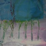 Diane Whalley, Original Painting, Abstract Art, Still Life 6