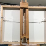 Knowing – Back Easel View – Helen Howells