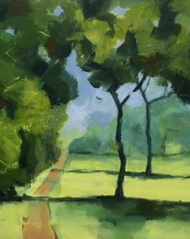Margaret Crutchley  St James Park II Affordable Art