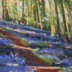Sarah Ollerenshaw, Thankfulness Eternal, Original Landscape Painting 5