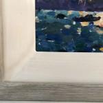gabriellemoulding,venice sunrise, contemporarylandscapepainting, detail
