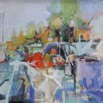 12 By the canal 20×27