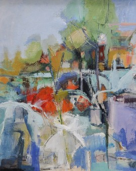 12 By the canal 20x27