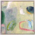 Diane Whalley, Irresistable, Original Abstract Painting, Bright Art 2