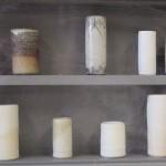Emma Bell, Three Clays V, Original 3D Art, Wall Sculpture 4