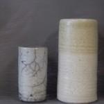 Emma Bell, Three Clays V, Original 3D Art, Wall Sculpture 5