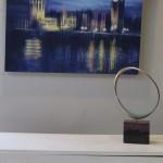 Marc Todd, London Dusk, London Painting 5