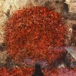Nicky Chubb, Autumn Evening Stroll, Original Painting.JPG 2