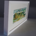 Rosie Phipps, The Cotswolds, Original Watercolour Painting, Landscape Painting 3