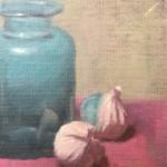 Benedict Flanagan Blue Jar Wychwood Art 6