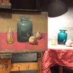 Benedict Flanagan Blue Jar Wychwood Art