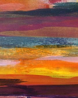 Burning Sands : JaneWachman:Painting. Wychwoodart