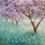 Cherry Trees 80x100cm