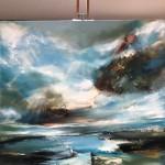 Coastland – Easel View