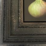 Dani Humberstone, Green Fig, Original Painting, Food Art, Still Life Painting 4