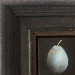 Dani Humberstone, Plum Blue, Original Painting, Food Art, Still Life Painting 6