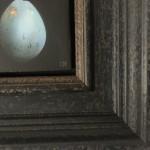 Dani Humberstone, Plum Blue, Original Painting, Food Art, Still Life Painting 7