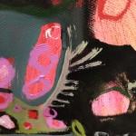 Elaine Kazimierczuk, Bougain Villea II, Bright Art 13