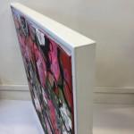 Elaine Kazimierczuk, Bougain Villea II, Bright Art
