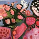 Elaine Kazimierczuk, Bougain Villea II, Bright Art 2