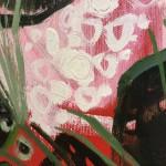 Elaine Kazimierczuk, Bougain Villea II, Bright Art 4