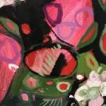 Elaine Kazimierczuk, Bougain Villea II, Bright Art14
