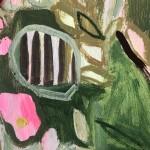 Elainr Kazimierczuk, Sweet Briar, Abstract Flower Art 13