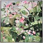 Elainr Kazimierczuk, Sweet Briar, Abstract Flower Art 15
