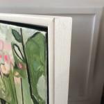 Elainr Kazimierczuk, Sweet Briar, Abstract Flower Art 5