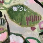 Elainr Kazimierczuk, Sweet Briar, Abstract Flower Art 7