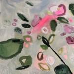 Elainr Kazimierczuk, Sweet Briar, Abstract Flower Art11