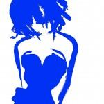 G Dobson Burlesque Cobalt