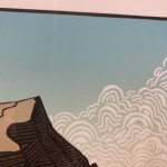 Ian Phillips, Coast Path, Seaside Print 2