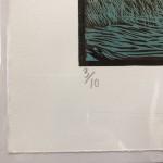 Ian Phillips, Coast Path, Seaside Print 3