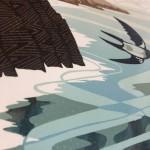 Ian Phillips, Coast Path, Seaside Print 5