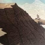 Ian Phillips, Coast Path, Seaside Print 6