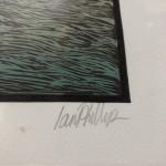 Ian Phillips, Coast Path, Seaside Print 8