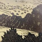 Ian Phillips, Landscape Print