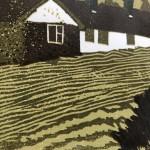 Ian Phillips, Landscape Print 7