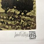 Ian Phillips, Landscape Print 9