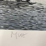 Ian Phillips, Mist, Seaside Print 10