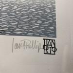 Ian Phillips, Mist, Seaside Print 11