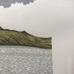 Ian Phillips, Mist, Seaside Print 6
