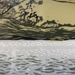 Ian Phillips, Mist, Seaside Print 9