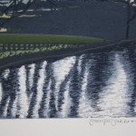 Jennifer Jokhoo After the rain water detail
