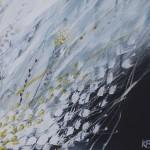 Karen Birchwood ' Changing Light 1' Original Painting