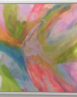 Summer Days:Jane Wachman :painting